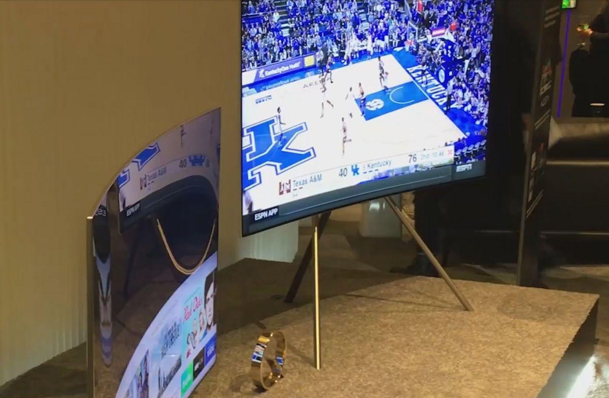 Тест телевизора Samsung QE65Q8C: в шаге от OLED