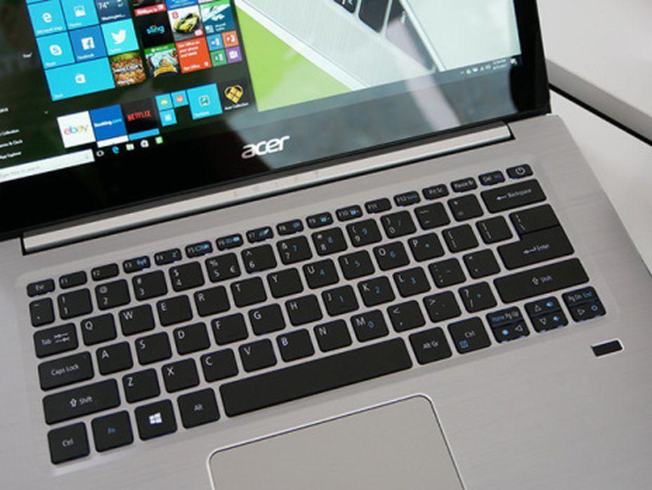 Acer выпустит игровой ноутбук Triton стоимостью 200 000 руб с необычным оснащением