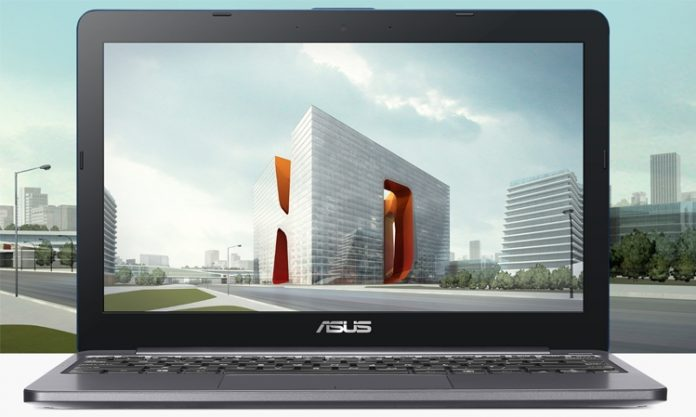 Ноутбуки ASUS VivoBook E12 получат платформу Intel Apollo Lake