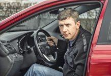 Павел Сысоев, водитель Kia Rio