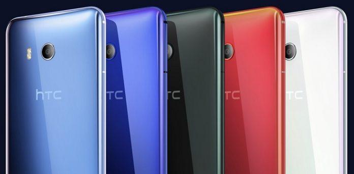 HTC официально представила новый флагман U11