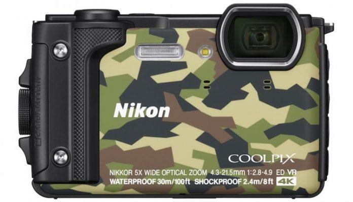 Nikon презентовала компактную камеру Coolpix W300 для туристов