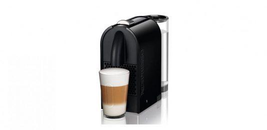 DeLonghi EN110.B Nespresso U Pure Black