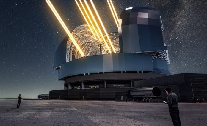 В Чили построят самый большой в мире оптический телескоп