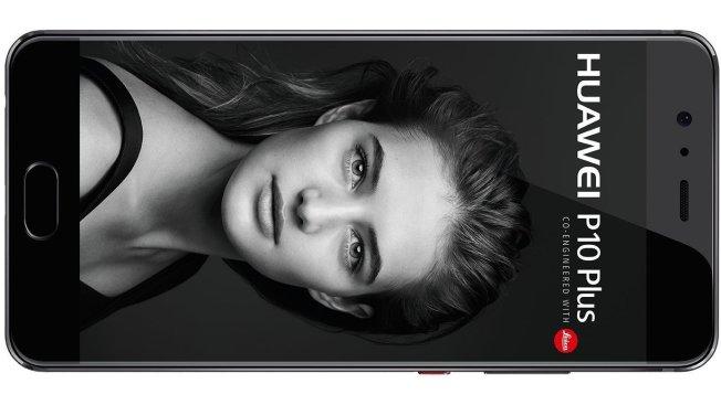 Тест смартфона Huawei P10 Plus
