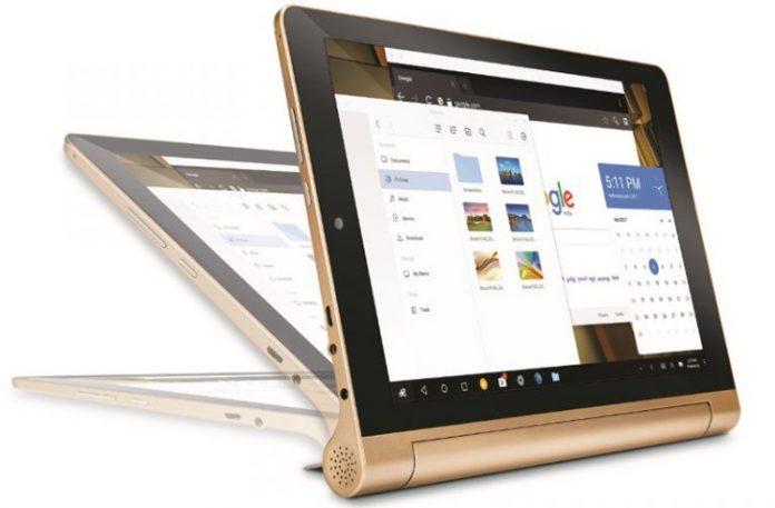 iBall представила планшет Slide Brace-X1 4G