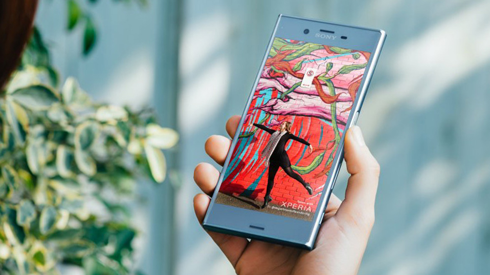 Тест смартфона Sony Xperia XZs