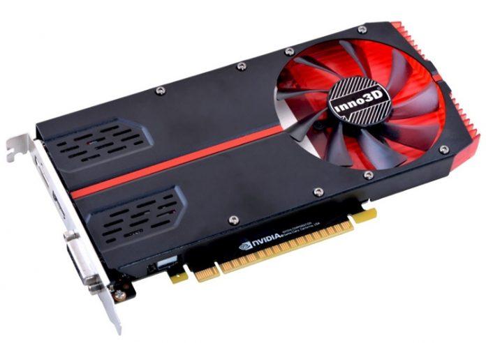 Inno3D представила видеокарту GeForce GTX 1050 Ti
