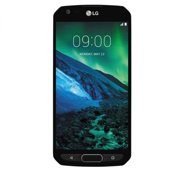 LG выпустила «внедорожный» смартфон X Venture