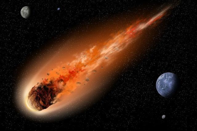 Огромный астероид пролетит 1июня рядом сЗемлей
