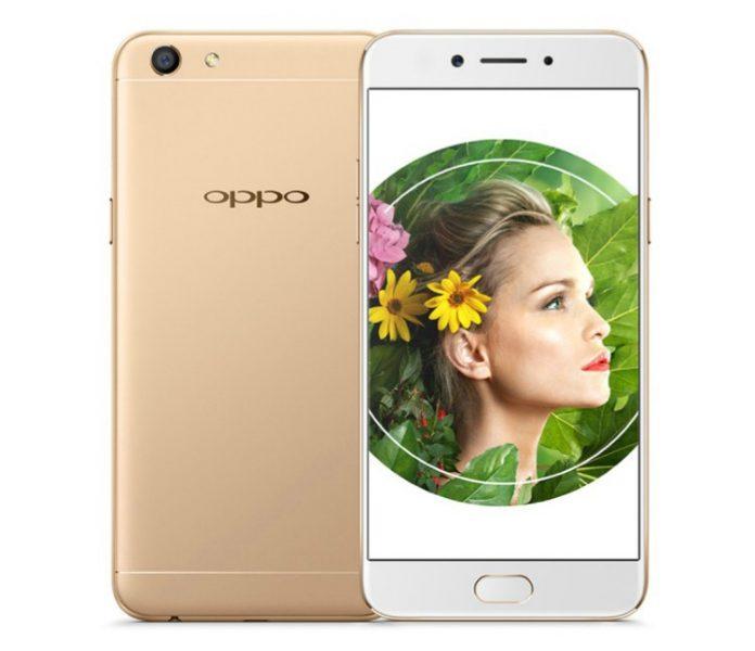 Oppo представила новый селфи-смартфон Oppo A77