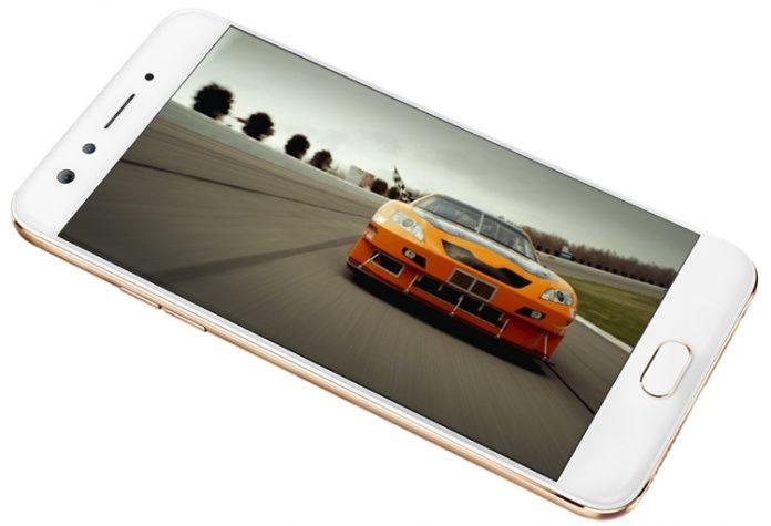 Oppo F3 — новый смартфон с двойной фронтальной камерой