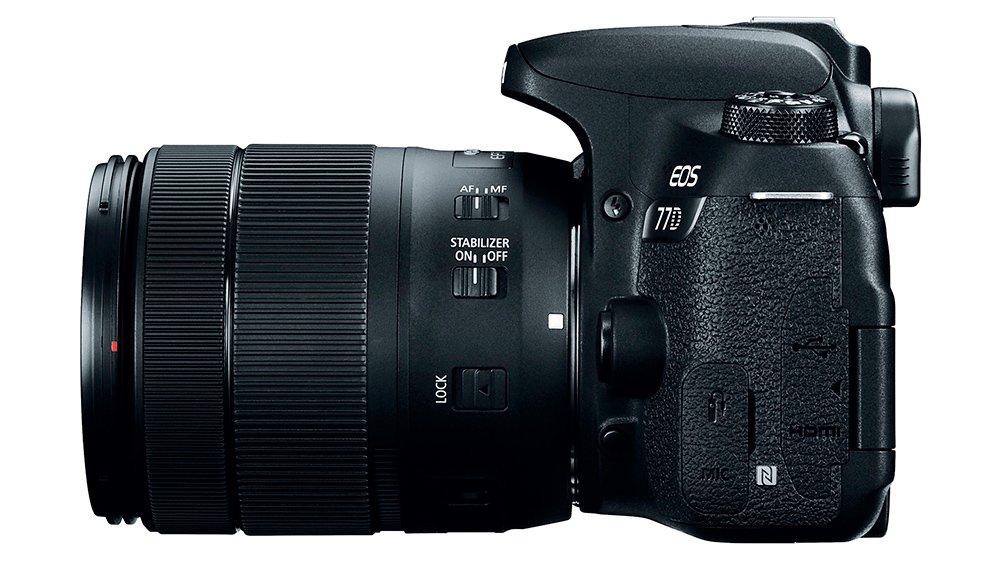 Canon EOS 77D