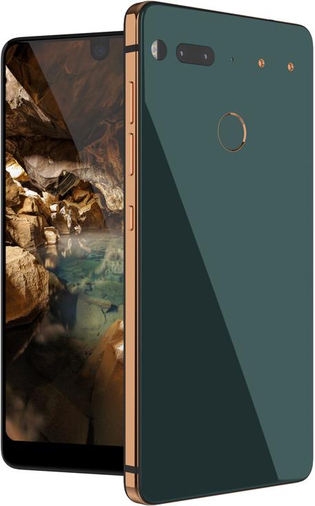 Представлен смартфон от создателя Android — Essential PH-1