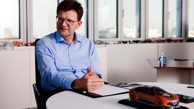 Директор BMW об автономной езде: «Так можем только мы»