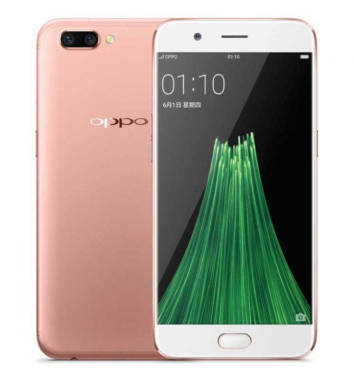 Oppo анонсировала смартфон с двойной камерой R11