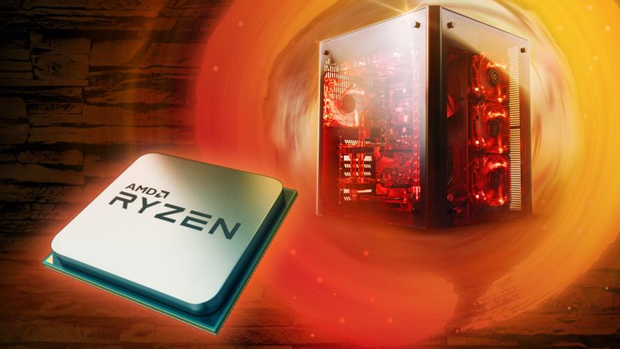 AMD Ryzen Threadripper: вдвое быстрее Ryzen 7