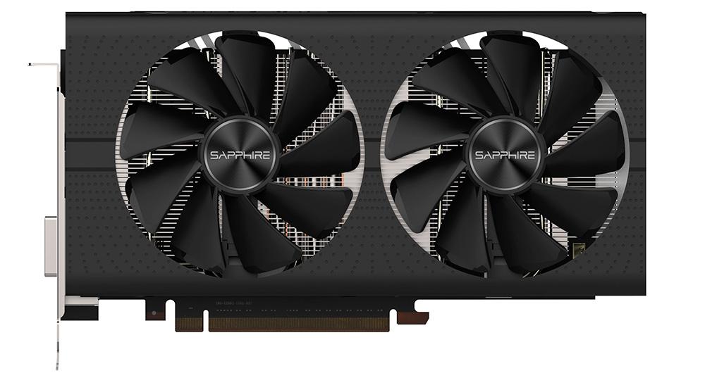 Sapphire Radeon RX 580 Pulse 8GB GDDR5