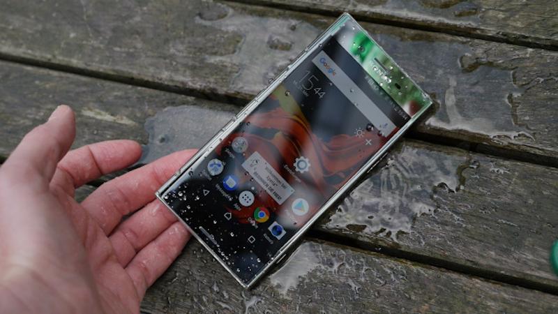 Тест смартфона Sony Xperia XZ Premium