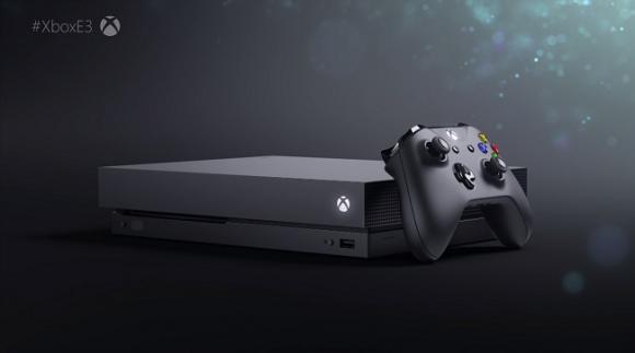 Microsoft представила самую мощную игровую приставку в истории человечества