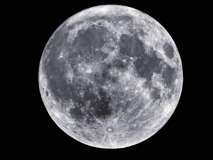 Ученые предположили, что у Земли раньше было две Луны