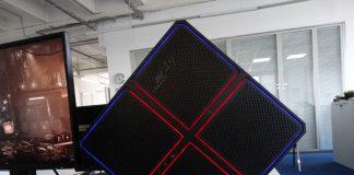 Обзор игрового компьютера HP Omen X: куб геймерского пробуждения
