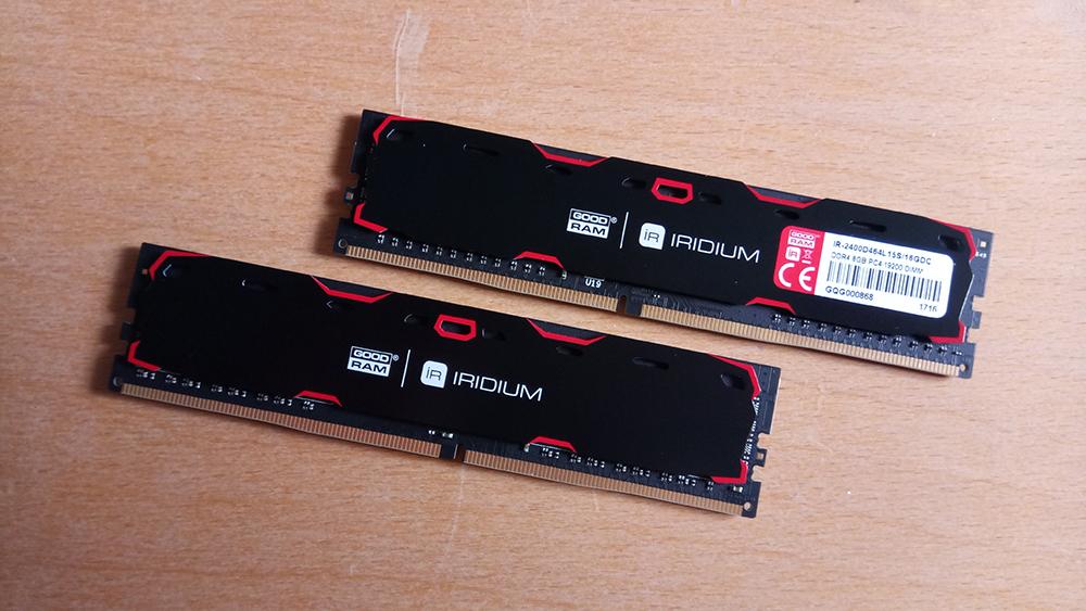 GOODRAM IR-2400D464L15S/16GDC