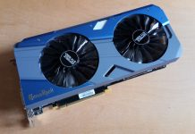 Palit GeForce GTX 1080 Ti GameRock Premium Edition