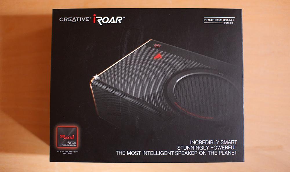 Creative iRoar
