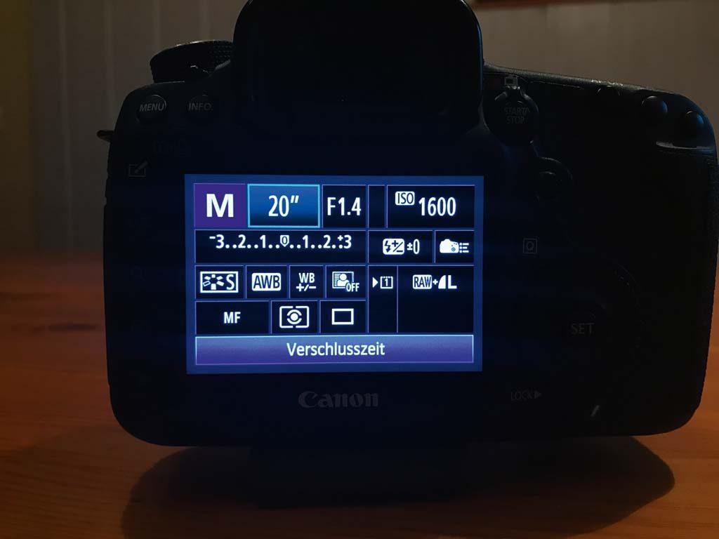 Как правильно фотографировать звездное небо