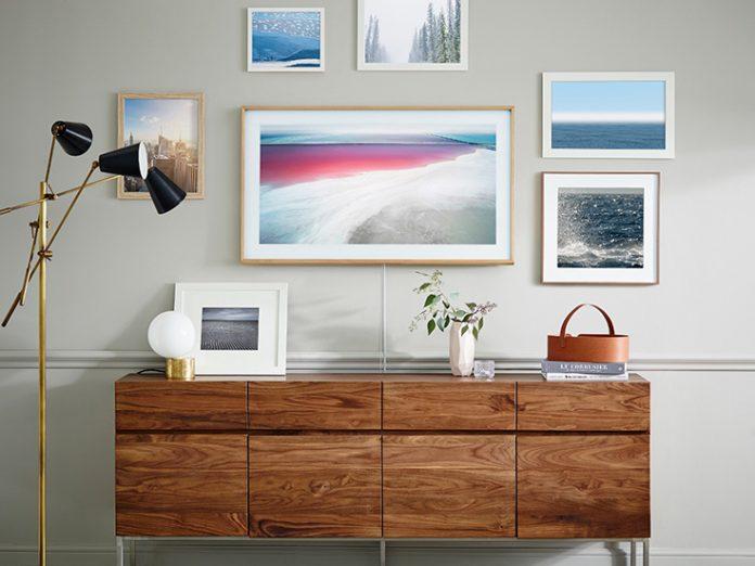Samsung представила телевизор-картину The Frame