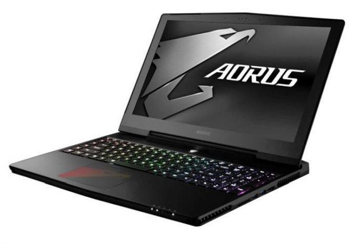 Computex 2017: Aorus продемонстрировала игровой ноутбук толщиной меньше 1 дюйма