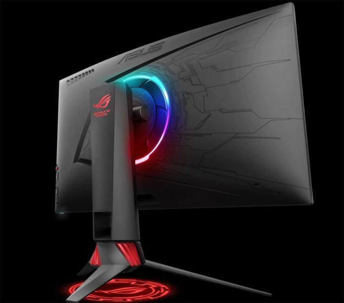 ASUS выпустила три новых игровых монитора ROG Strix