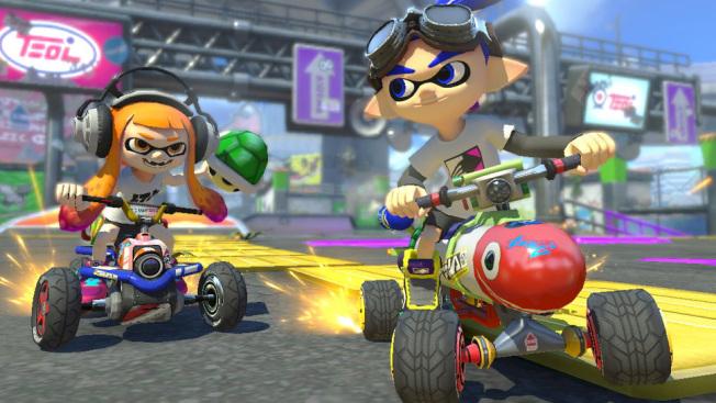 Обзор Mario Kart 8 Deluxe: второй аргумент в пользу Nintendo Switch