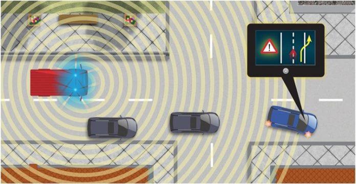 Новая технология Ford поможет машинам экстренных служб быстрее добираться до места назначения
