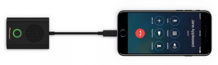 Pioneer представила первую в мире колонку для iPhone с разъемом Lightning