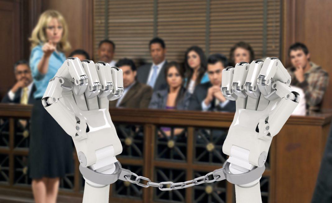 Роботы и закон: будут ли машины сидеть в тюрьме?