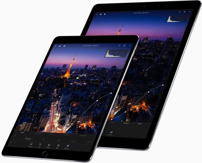 Apple представила новые iPad Pro
