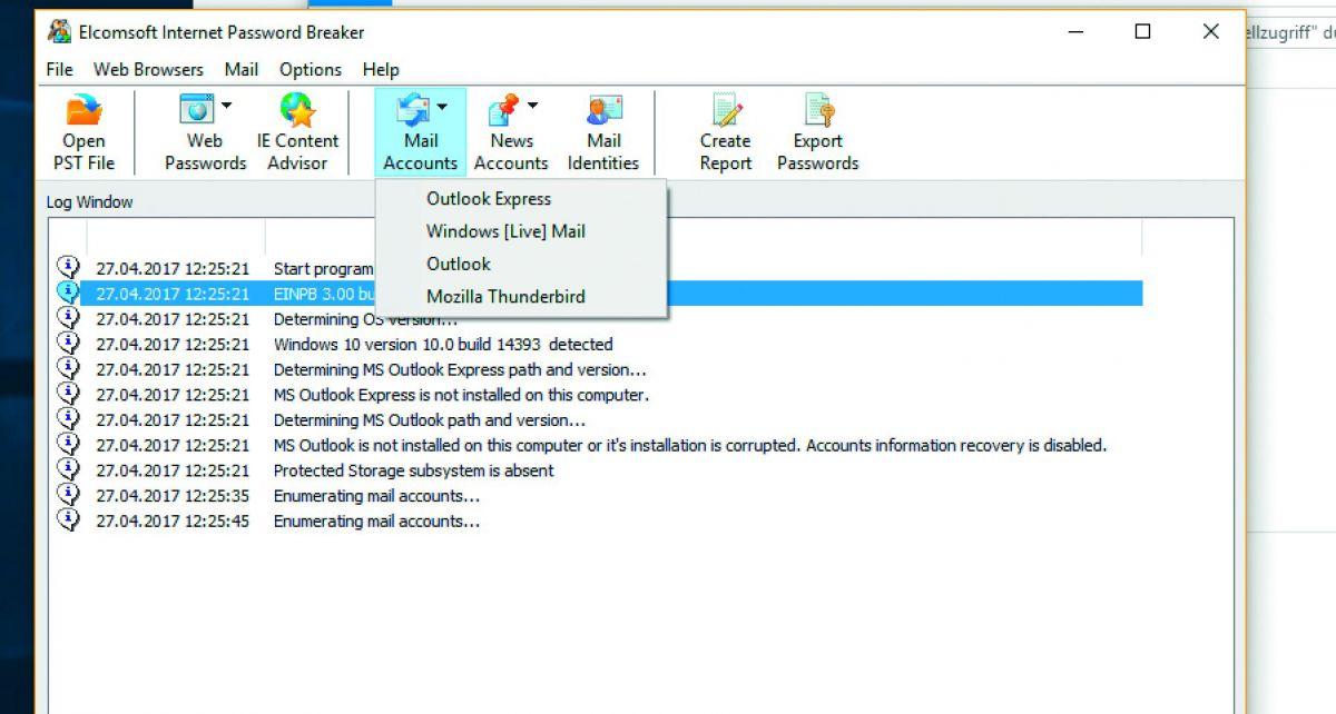 Как восстановить пароль от сетевых аккаунтов и почты