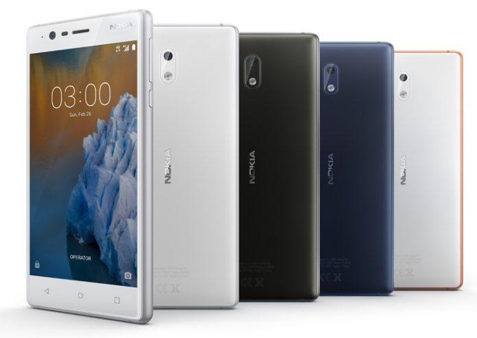 Смартфоны Nokia 3 и Nokia 5 наконец добрались до России