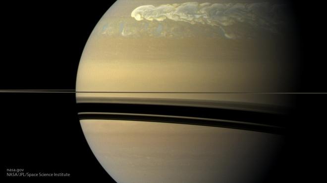 Москвичи смогут разглядеть кольца Сатурна в любительский телескоп