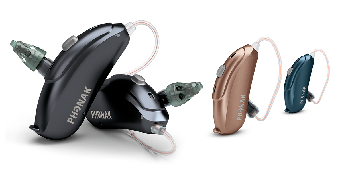 Phonak Naída V 90-UP