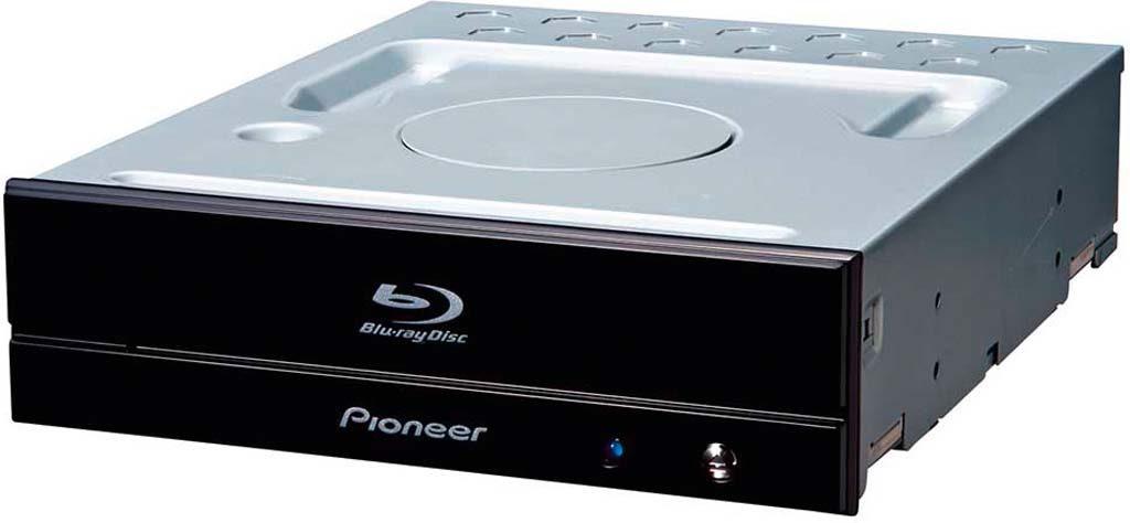 Pioneer BDR-S11J-BK