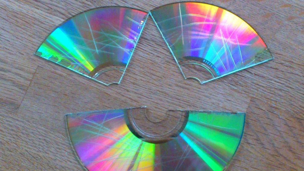 Используем старые компакт-диски: 7 гениальных трюков