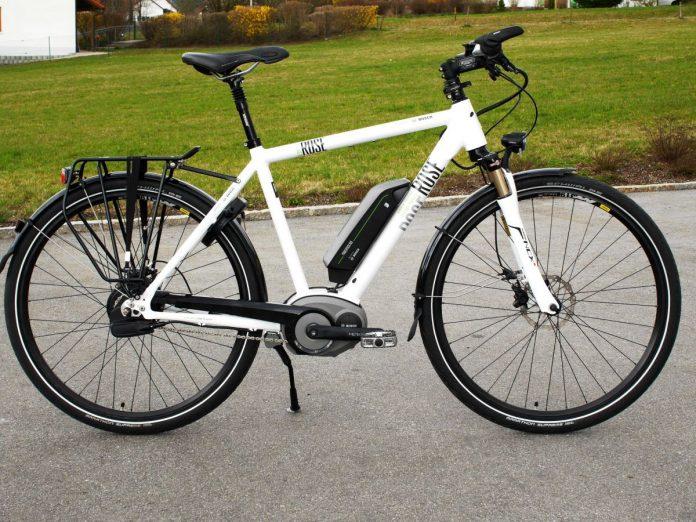 Скоростные электровелосипеды: быстрая езда до 45 км/ч