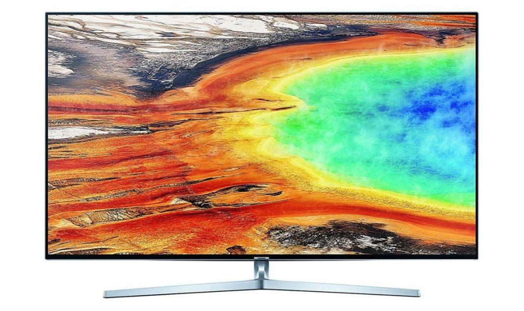 Обзор и тест телевизора Samsung UE55MU8009