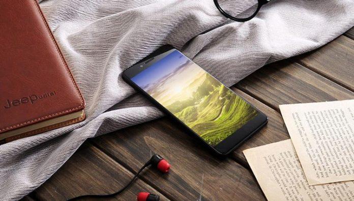 Vernee представила бюджетный, но мощный смартфон Mars Pro