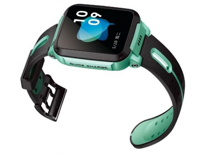 Qualcomm и Xiaotiancai представили смарт-часы Xiaotiancai Z3