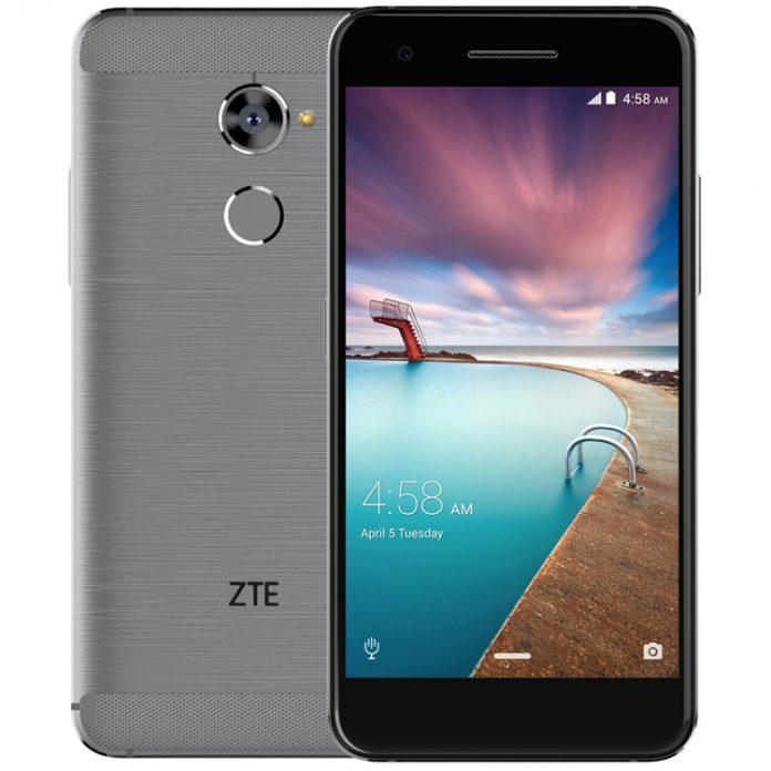 ZTE выпустила новый смартфон V870