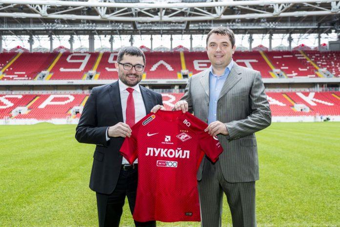 Бренд мобильной электроники BQ стал партнером «Спартака»